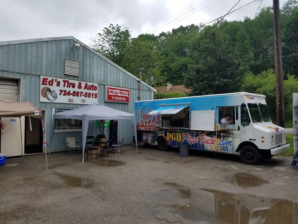 Photo Gallery Pgh Pizza Truck